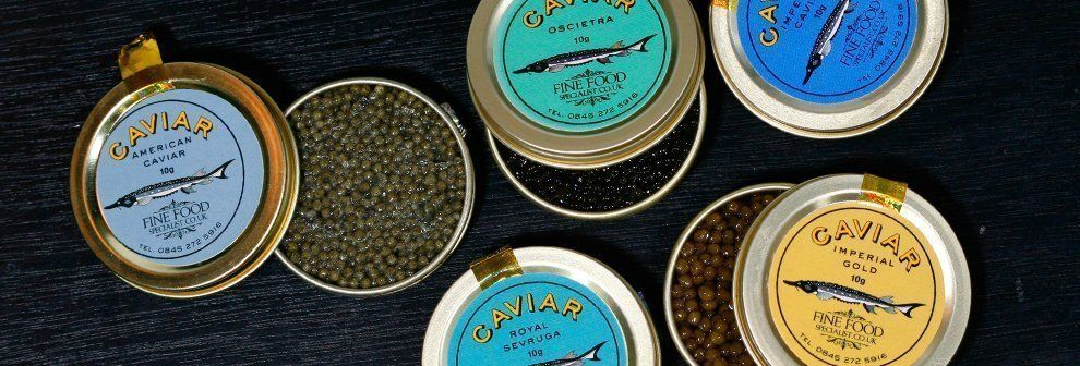 Alternative Caviar