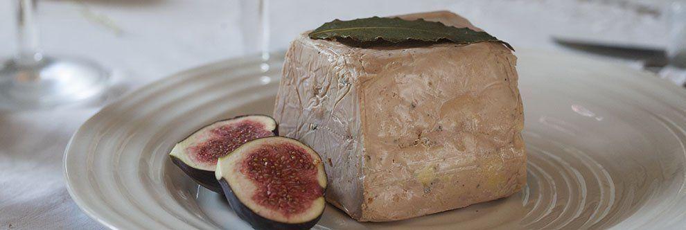 Preserved Foie Gras